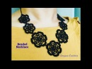 Black Melody Necklace Tutorial💞