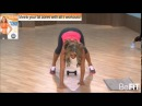 Shrink Belly Fat Cardio Abs Workout Denise Austin