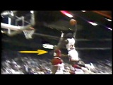 Michael Jordan Legendary Dunk on David Wingate! How a GOAT Open a NBA Season