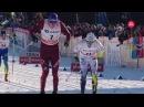 🇷🇺 Bolshunov vs 🇸🇪 Halfvarsson - 15 km [C] Mass Start - Highlights - Falun 2018