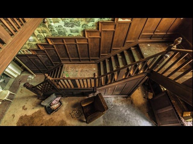Знаменитый шикарный и давно покинутый Особняк нотариуса