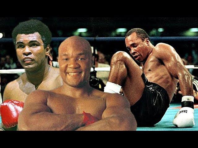 Как легенды бокса возвращались в ринг после выхода на пенсию
