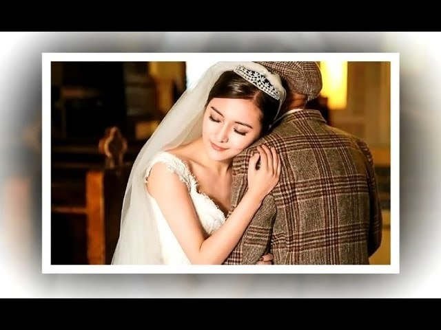 25-летняя невеста встала перед алтарем со стариком...Узнав историю пары, люди рыдали…