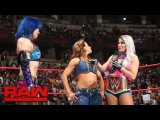 #video@alexablissdaily | Alexa Bliss gloats about her win in the Women's Elimination Chamber Match: Raw, Feb. 26, 2018