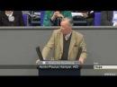 ► AfD - Armin-Paulus Hampel im Bundestag: Da könnten wir sogar von Donald Trump lernen