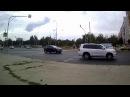 Работа пешеходного светофора Фрунзе и Революционная