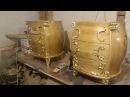 Furniture with own hands Мебель своими руками изготовление трюмо для жены