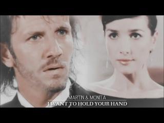Natalia Oreiro & Facundo Arana    I want to hold your hand [Monita y Martin, Sos Mi Vida]