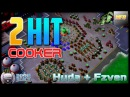 Boom Beach COOKER - 2 HITS - One of the BEST BULLIT Opening Hits EVER - An MFA Short