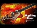 Mystery Blues Guitar Backing Track in E 102 Bpm (2018)