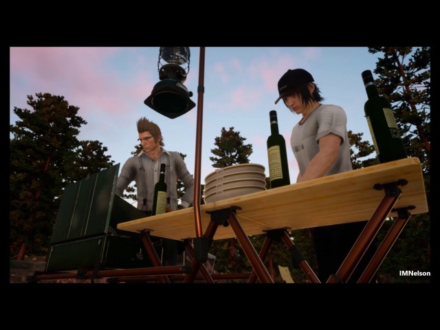 Final Fantasy XV - Why Ignis Loves Cooking