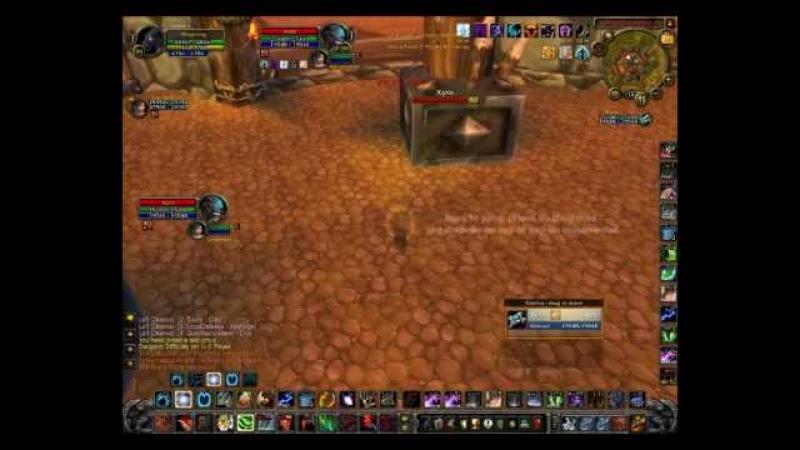 Feral Druid / Disc Priest 2v2 PvP @ 2900
