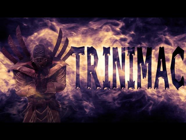 ESO Trinimac Motif - Armor Weapon Showcase of the Trinimac Style in The Elder Scrolls Online