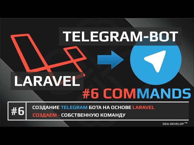 Telegram bot на Laravel | Создаем команду для бота на telegram | Laravel 5.6 | 5.x - 6