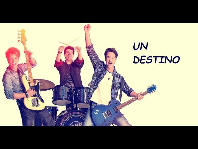 Soy Luna - Un Destino - Letra