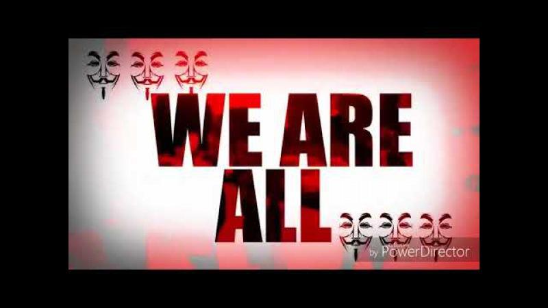 Anonymous France - Incident dans les Ardennes