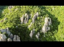 Крым. Алушта. Долина привидений. Видео 4К. / Crimea. Alushta. The valley of ghosts. 4K video