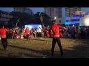 বাংলার ঐতিহ্যবাহী লাঠি খেলা Lathi Khela Acrobatics Show Part 3 NirmalBangla