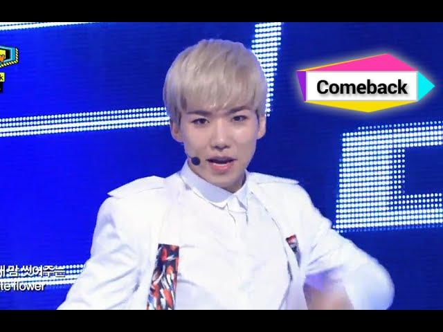 100% - Beauty U, 백퍼센트 - 니가 예쁘다, Show Champion 20140709