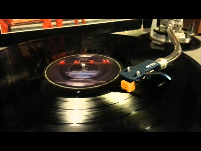 Rush Limelight from Moving Pictures on Vinyl