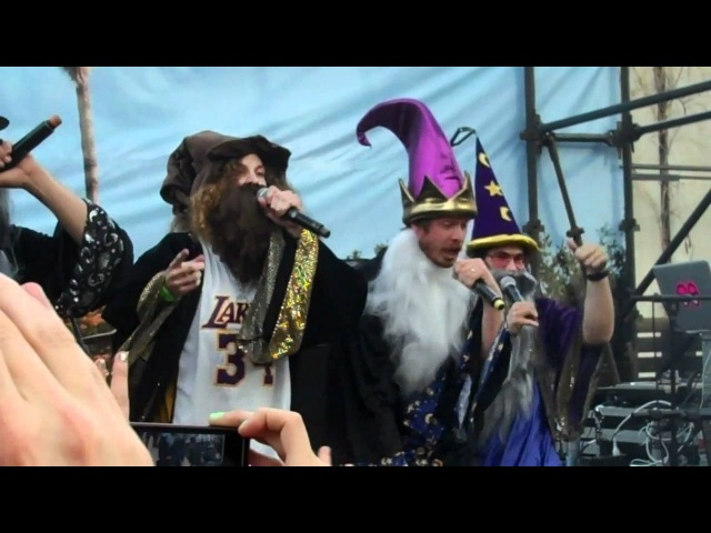 SXSW 2012 Performance: The Workaholics cast as