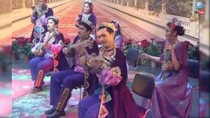 UIyghur Music | Bahar Tantanisi | Qeshqer Senet Omiki Orunlighan