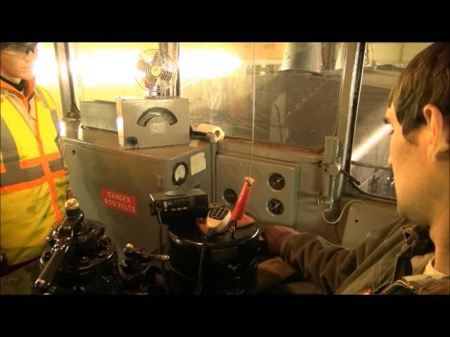 TRRS 421: EMD SW9 Locomotive Cold Start - CM 7014