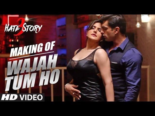 Song Making: Wajah Tum Ho | Hate Story 3 | Zareen Khan, Karan Singh | Armaan Malik | T-Series