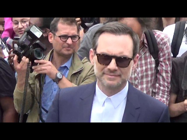 Christian SLATER / Mr Robot @ Paris June 24, 2017 Fashion Week show Dior / Juin PFW