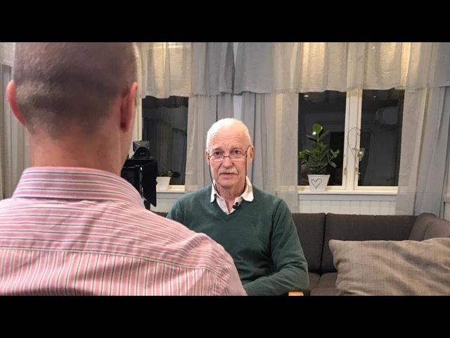 Från judisk marxist till svensk nationalist - Lasse Wilhelmsons kamp för det fria ordet