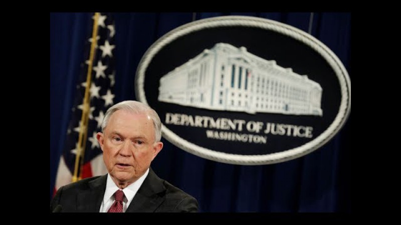 Guberman CEO Talks to Attorney General Jeff Sessions about quality ANSI ASQ=ANAB China lead IAF