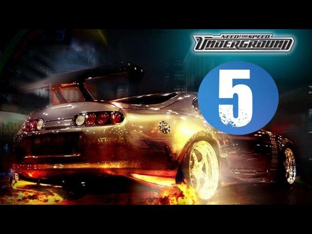 Need for Speed Underground - Гонка 5 Идеальная передача » Freewka.com - Смотреть онлайн в хорощем качестве