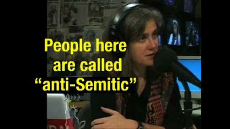 It's a Trick, We Always Use It. (calling people anti-Semitic)