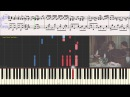 Мурка (Джаз, Ноты для фортепиано) (piano cover)