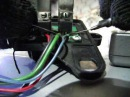 замена управление мотором печки на волга 31105