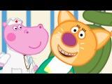 Доктор Гиппо Пепа Стоматолог.Лечим зубки.Играем в Доктора.Игровой Мультик для детей и малышей