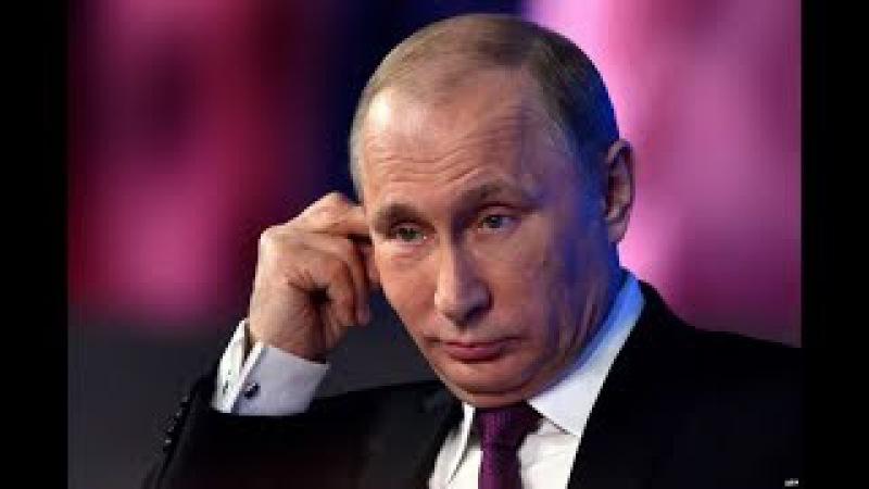 Путин больше не упоминает о Крыме
