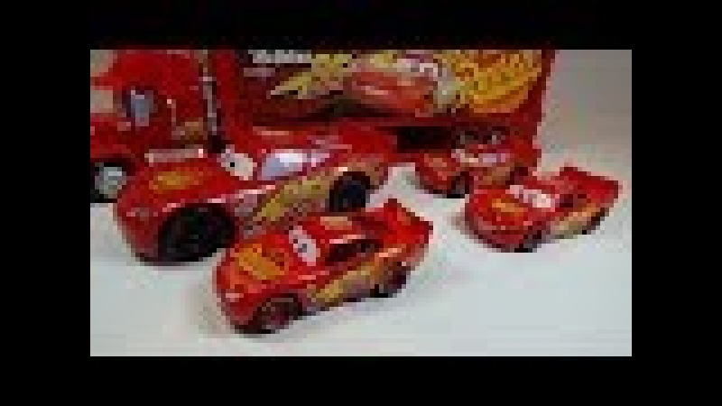 CARS, Lightning McQueen, Open a New Car, Fun Video for Kids, Special Disney Cars.