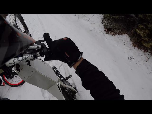 Skrzyczne Falcon v2 PasterBajk mocny rower elektryczny