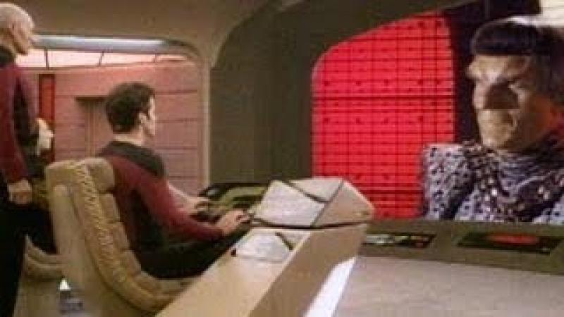 Star Trek: The Next Generation - Your Move