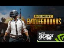 Playerunknowns Battlegrounds version 1.0 GTX 1060 6GB ASUS GL502VM