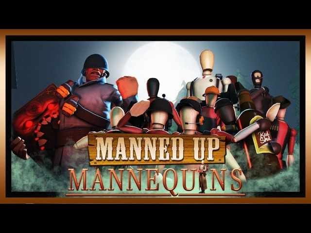 Manned Up Mannequins - [Saxxy Awards 2017 - Extended Finalist]