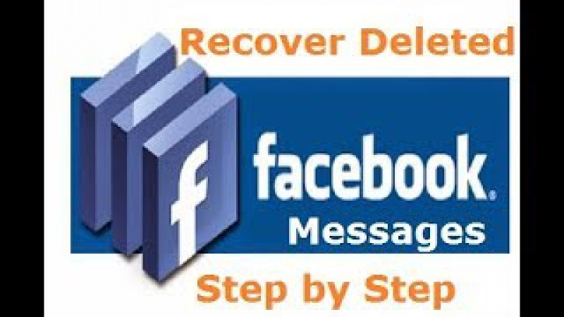 HOW TO GET DELETED DATA OF FACEBOOK Be Technical