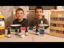 как сделать лизуна пва сода жидкость для линз how to make slime pva soda lens solution