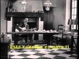 Georges Brassens - Chanson Pour l'Auvergnat subtitulada en espa