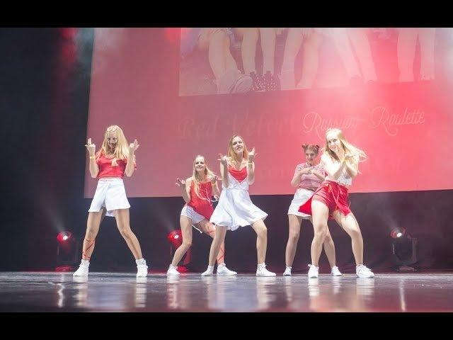 Red Velvet 레드벨벳 Russian Roulette 러시안룰렛 dance cover Suavi Sol Higan 2017
