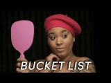 I Posed Nude For The First Time Bucket List