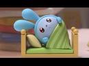 Малышарики - Африка  - серия 108 - обучающие мультфильмы для малышей 0-4 -зарядка