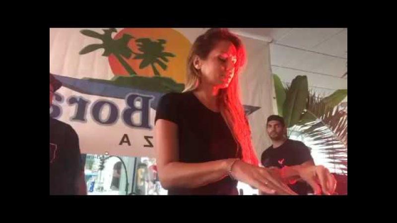 Deborah De Luca @ BORA BORA - Ibiza 6.10.2017