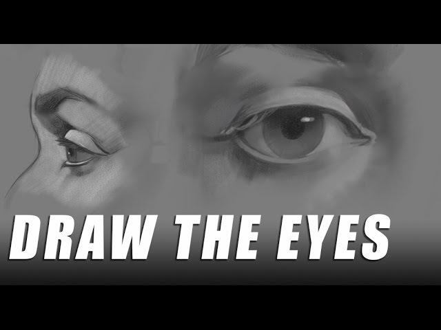 Eye Drawing Secrets: how to draw the eye